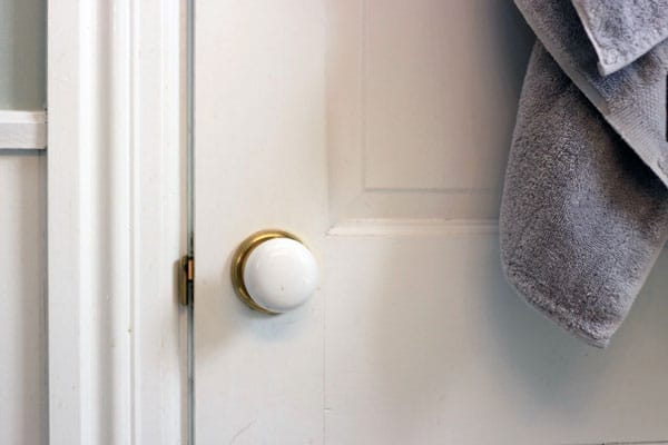 Force of Nature is a natural disinfectant that keeps doorknobs germ-free
