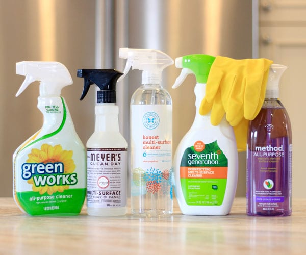 Natural Non Toxic Cleaning Products
