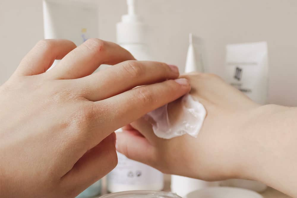 non-toxic cold weather skincare