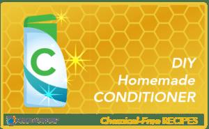 chemical free conditioner recipe