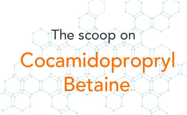 What is Cocamidopropyl Betaine: Chemical Free Living - Force