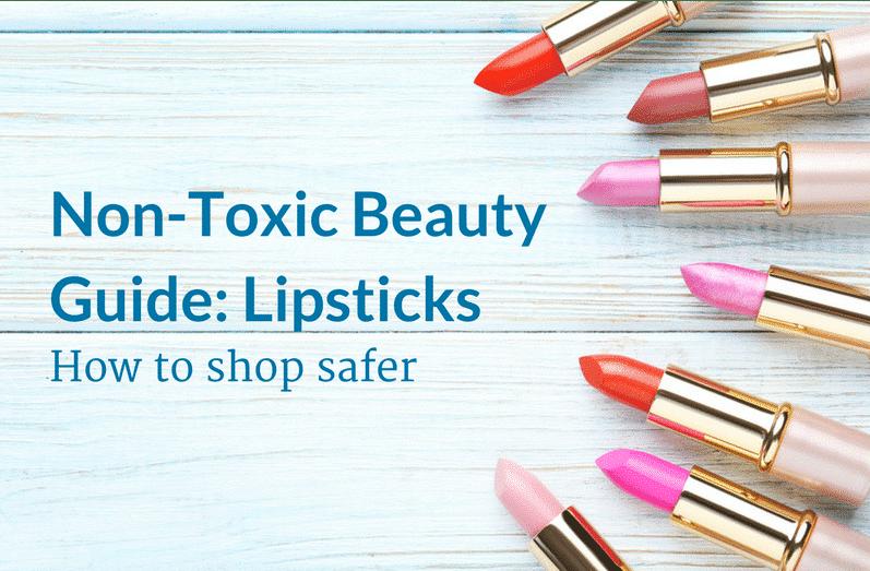 non-toxic lipsticks