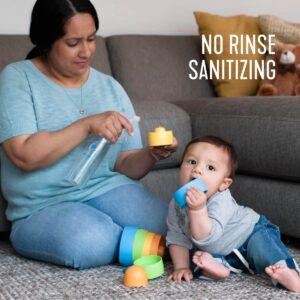 Non toxic sanitizer