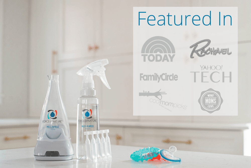Force of Nature cleaner reviews
