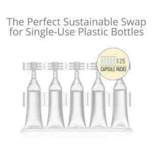 Super Saver Bundle: Appliance, 50 Capsules & 9 Reusable Cloths