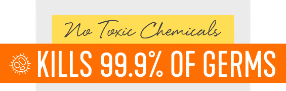 no toxic chemicals