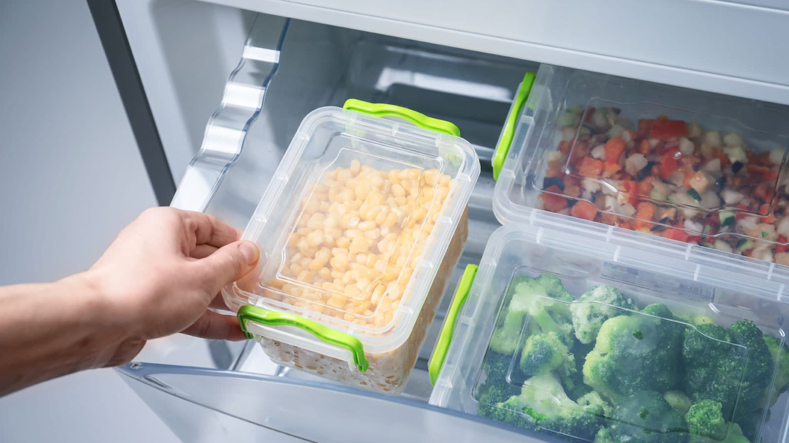 How to have a plastic-free freezer