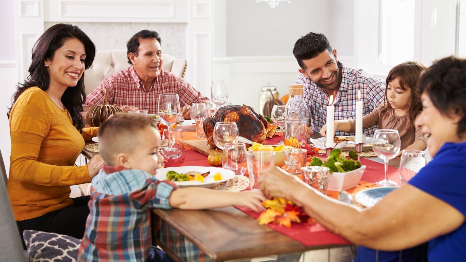 Enjoy an allergy-friendly Thanksgiving