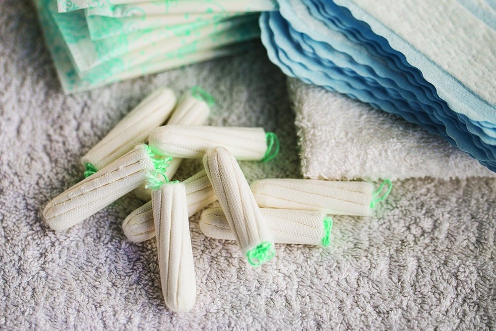 non-toxic tampons