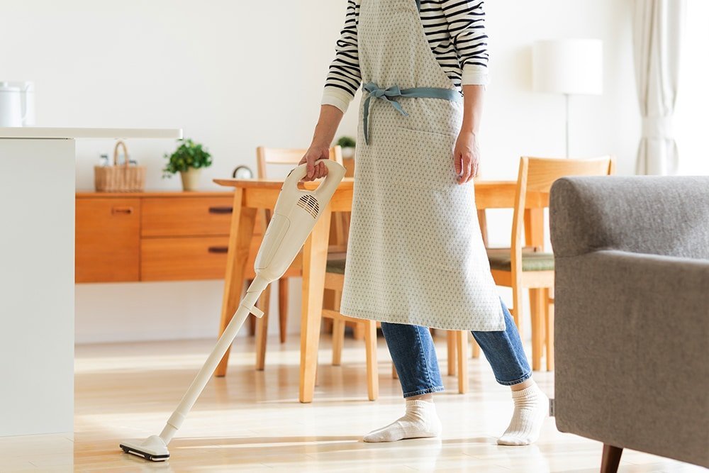 Disinfecting an Airbnb or VRBO
