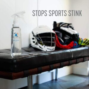 non toxic deodorizer for sports gear