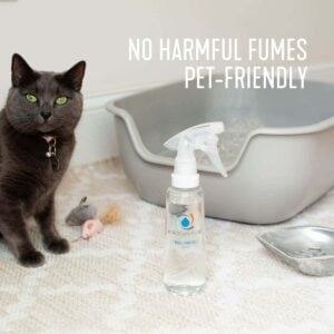 pet deodorizer with no harmful fumes