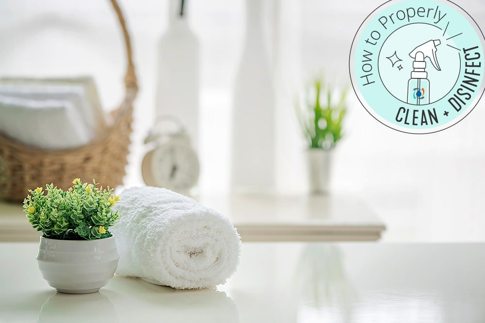 Disinfecting a Wellness Business
